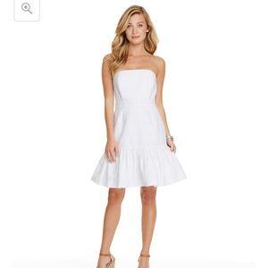 Vineyard Vines Caning Jacquard dress.  Size 8.